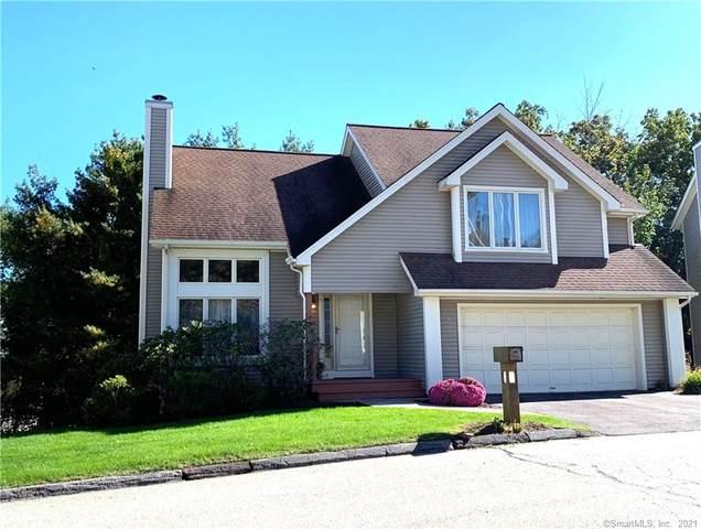 21 Scenic Hill Road #21, Shelton, CT 06484 (MLS #170446230) :: Faifman Group