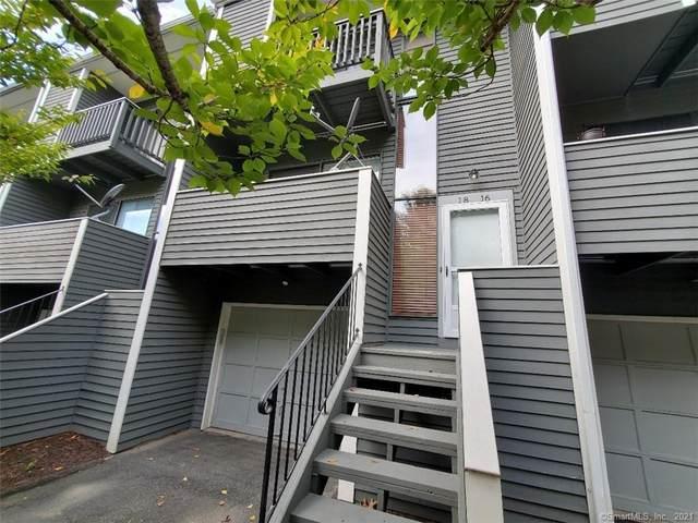 18 Hudson Street #16, Bethel, CT 06801 (MLS #170446236) :: Michael & Associates Premium Properties | MAPP TEAM