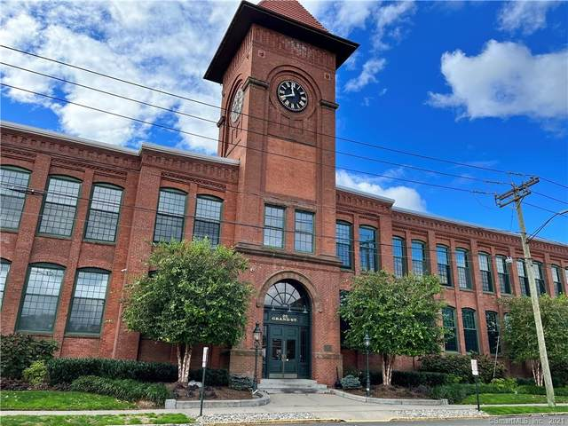 25 Grand Street #160, Norwalk, CT 06851 (MLS #170446241) :: Michael & Associates Premium Properties | MAPP TEAM