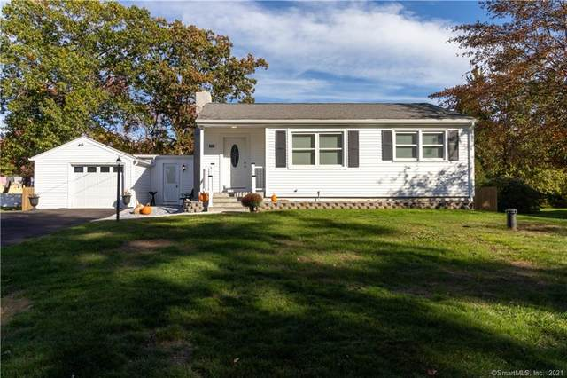 100 Hickory Lane, Wolcott, CT 06716 (MLS #170446257) :: Spectrum Real Estate Consultants