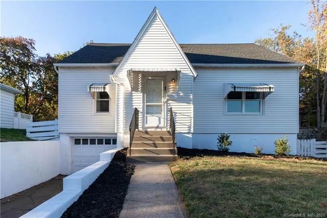 68 Irvington Avenue, Waterbury, CT 06708 (MLS #170446262) :: Spectrum Real Estate Consultants