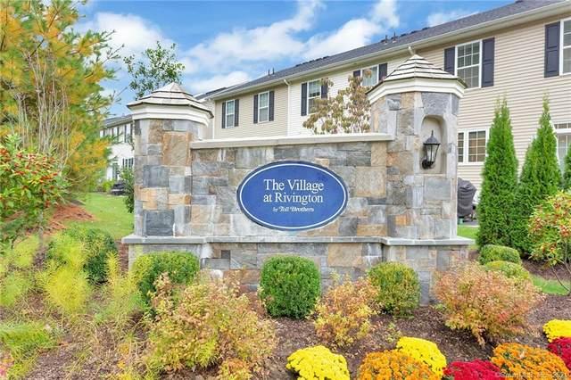 2 Moorland Drive #2, Danbury, CT 06810 (MLS #170446272) :: Faifman Group