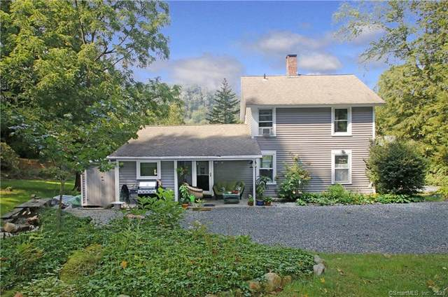 35 Cherry Street, Newtown, CT 06482 (MLS #170446289) :: Chris O. Buswell, dba Options Real Estate