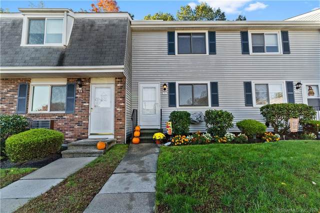 71 Heritage Woods #71, Wallingford, CT 06492 (MLS #170446299) :: Alan Chambers Real Estate