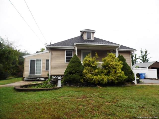 14 Margerie Street, Norwich, CT 06360 (MLS #170446302) :: Chris O. Buswell, dba Options Real Estate