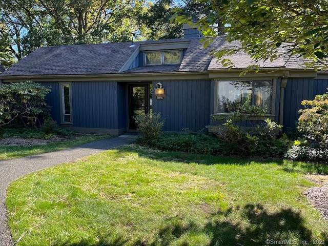 528 Heritage Village A, Southbury, CT 06488 (MLS #170446327) :: Chris O. Buswell, dba Options Real Estate