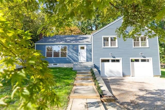 8 Charcoal Road, Norwalk, CT 06854 (MLS #170446348) :: Spectrum Real Estate Consultants