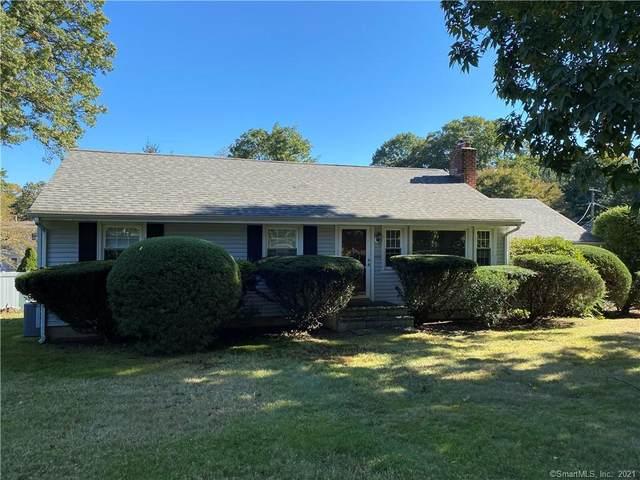 2 Flintlock Road, Norwalk, CT 06850 (MLS #170446354) :: Michael & Associates Premium Properties   MAPP TEAM