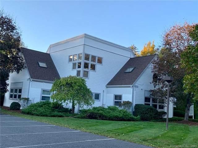 51 Sherman Hill Road A103, Woodbury, CT 06798 (MLS #170446379) :: Kendall Group Real Estate | Keller Williams