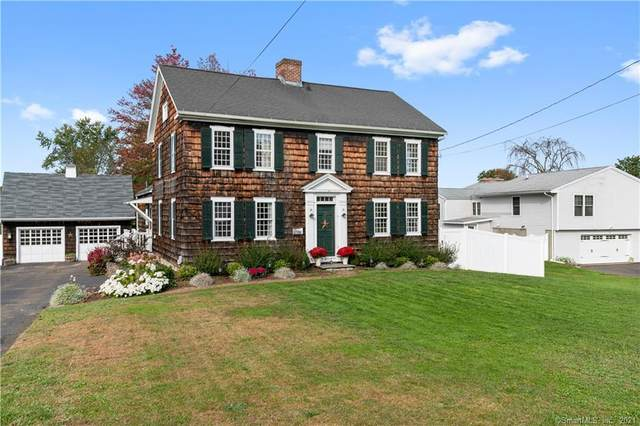 1810 Ridge Road, North Haven, CT 06473 (MLS #170446411) :: Around Town Real Estate Team