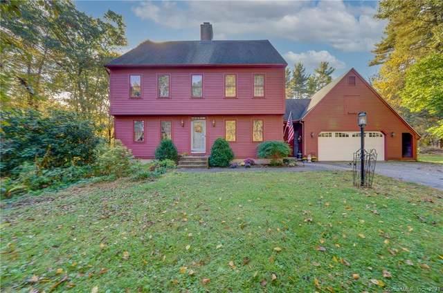 84 Wildwood Road, Mansfield, CT 06268 (MLS #170446423) :: Michael & Associates Premium Properties | MAPP TEAM