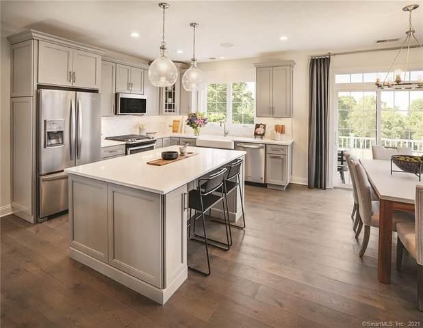 14 East Cross Trail #153, Danbury, CT 06810 (MLS #170446444) :: Chris O. Buswell, dba Options Real Estate