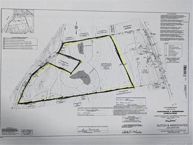 6 Oakum Dock Road, East Hampton, CT 06414 (MLS #170446448) :: Linda Edelwich Company Agents on Main