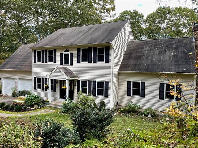 717 Wrights Mill Road, Coventry, CT 06238 (MLS #170446458) :: Spectrum Real Estate Consultants