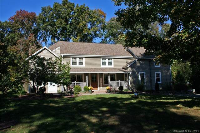 72 Childs Road, East Hampton, CT 06424 (MLS #170446460) :: Linda Edelwich Company Agents on Main