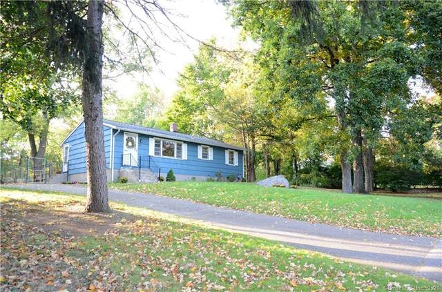 28 Stony Brook Drive, Monroe, CT 06468 (MLS #170446474) :: Chris O. Buswell, dba Options Real Estate