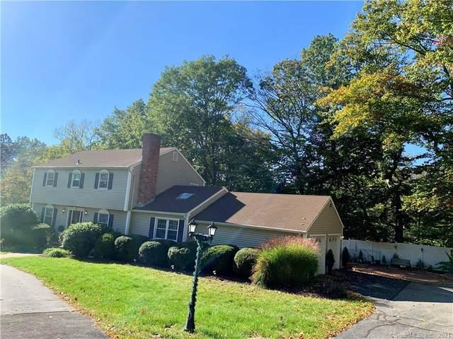 802 Rail Fence Road, Orange, CT 06477 (MLS #170446490) :: Chris O. Buswell, dba Options Real Estate