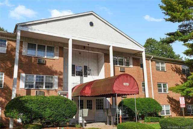 1070 New Haven Avenue #50, Milford, CT 06460 (MLS #170446491) :: Chris O. Buswell, dba Options Real Estate