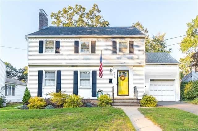 304 Thornton Street, Hamden, CT 06517 (MLS #170446501) :: The Higgins Group - The CT Home Finder
