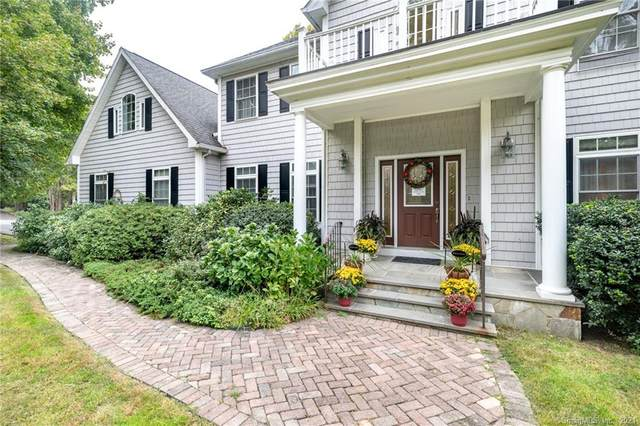 1071 Stillwater Road, Stamford, CT 06902 (MLS #170446517) :: Forever Homes Real Estate, LLC