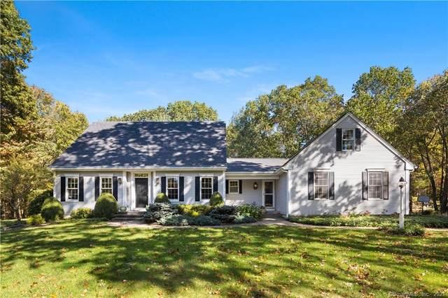 51 Deerwood Road, Tolland, CT 06084 (MLS #170446519) :: Spectrum Real Estate Consultants