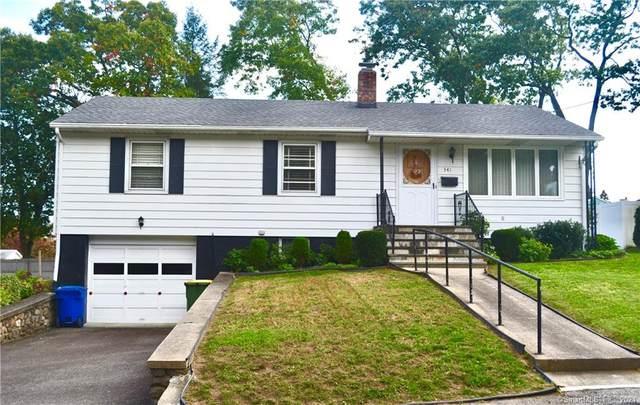 341 Highland Drive, Waterbury, CT 06708 (MLS #170446541) :: Around Town Real Estate Team