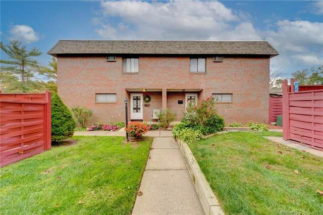41 Sharon Lane #41, Wethersfield, CT 06109 (MLS #170446549) :: Linda Edelwich Company Agents on Main