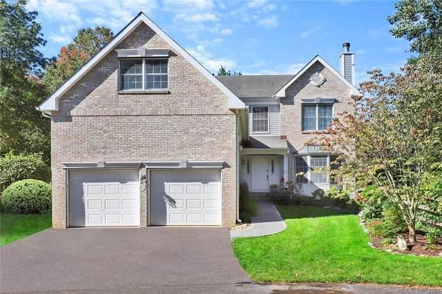 136 Palmer Bridge #136, Fairfield, CT 06824 (MLS #170446562) :: Chris O. Buswell, dba Options Real Estate