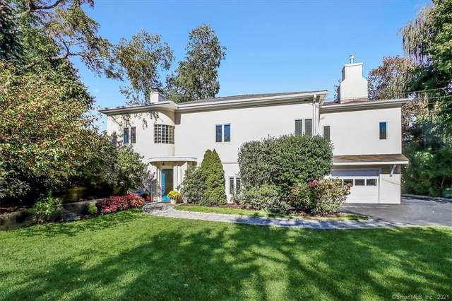 36 Crimmins Road, Darien, CT 06820 (MLS #170446577) :: Chris O. Buswell, dba Options Real Estate