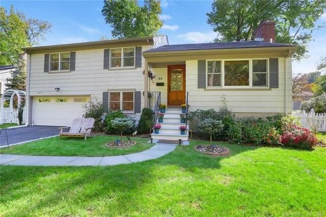 33 Midbrook Lane, Greenwich, CT 06870 (MLS #170446578) :: Chris O. Buswell, dba Options Real Estate