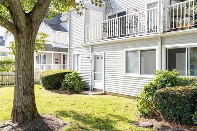 16 Cove Avenue 1C, Norwalk, CT 06855 (MLS #170446596) :: Michael & Associates Premium Properties   MAPP TEAM
