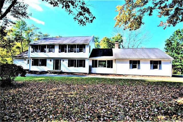 33 Manse Hill Road, Somers, CT 06071 (MLS #170446612) :: Next Level Group
