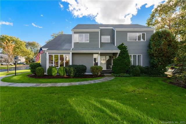 127 Field Point Drive #127, Fairfield, CT 06824 (MLS #170446617) :: Chris O. Buswell, dba Options Real Estate