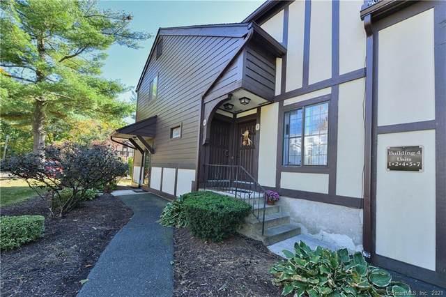 4 Tara Drive #4, Brookfield, CT 06804 (MLS #170446654) :: Chris O. Buswell, dba Options Real Estate