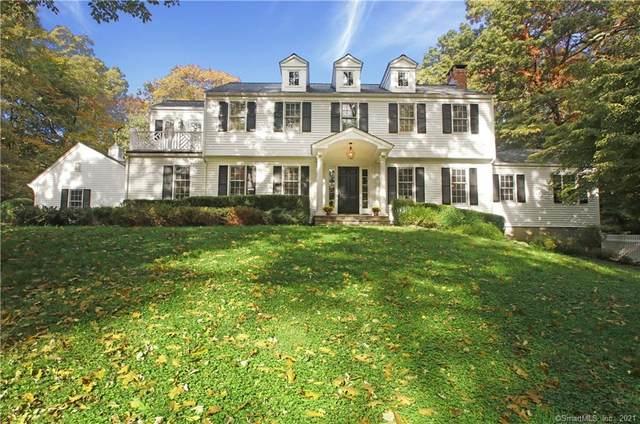 6 Robin Lane, Wilton, CT 06897 (MLS #170446674) :: Forever Homes Real Estate, LLC