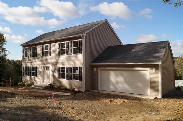 21 B Partridge Drive, Bethel, CT 06801 (MLS #170446684) :: Chris O. Buswell, dba Options Real Estate
