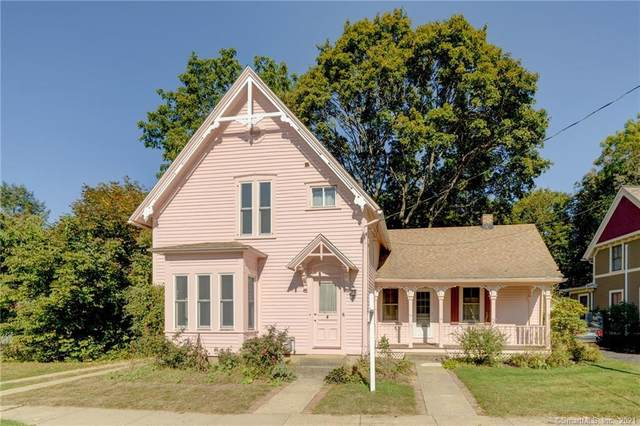7 Washburn Street, Windham, CT 06226 (MLS #170446692) :: Chris O. Buswell, dba Options Real Estate
