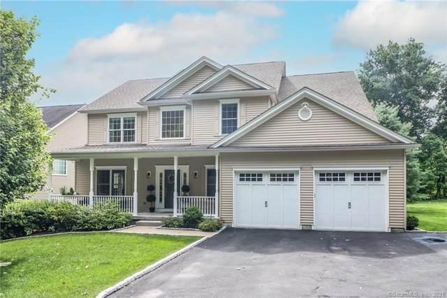 1 Blackstone Court #1, Danbury, CT 06811 (MLS #170446717) :: Around Town Real Estate Team