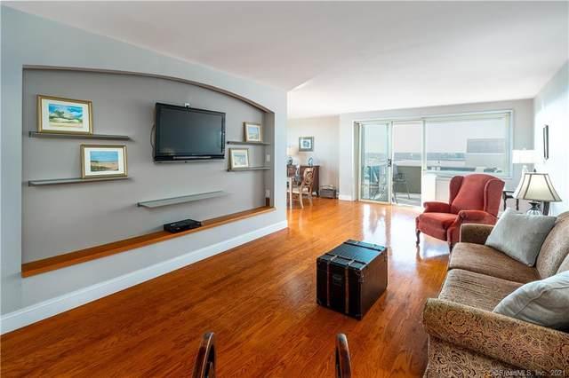 50 Glenbrook Road 11B, Stamford, CT 06902 (MLS #170446734) :: Michael & Associates Premium Properties | MAPP TEAM