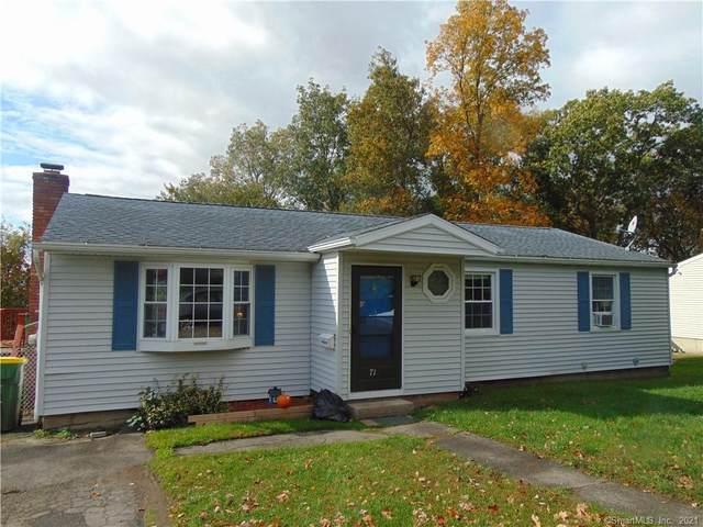 71 Christian Hill Road, Waterbury, CT 06706 (MLS #170446739) :: Chris O. Buswell, dba Options Real Estate