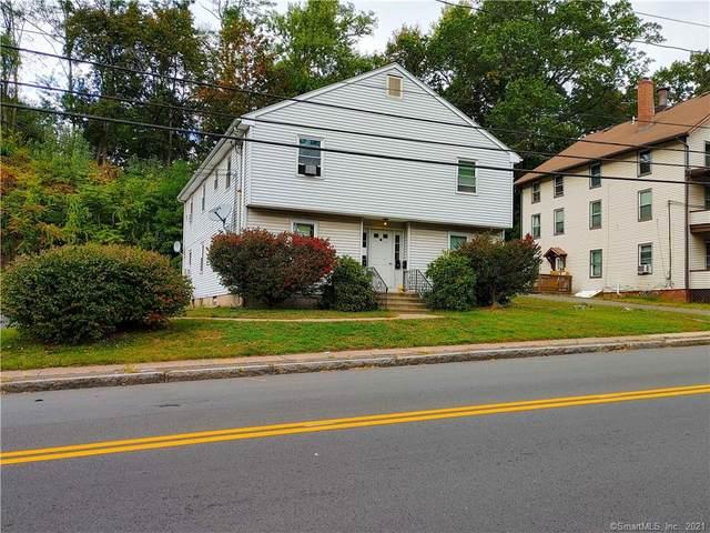 98 W Main Street, Vernon, CT 06066 (MLS #170446752) :: Spectrum Real Estate Consultants