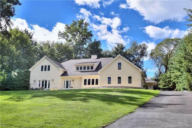 12 Weathervane Hill, Westport, CT 06880 (MLS #170446764) :: Michael & Associates Premium Properties | MAPP TEAM