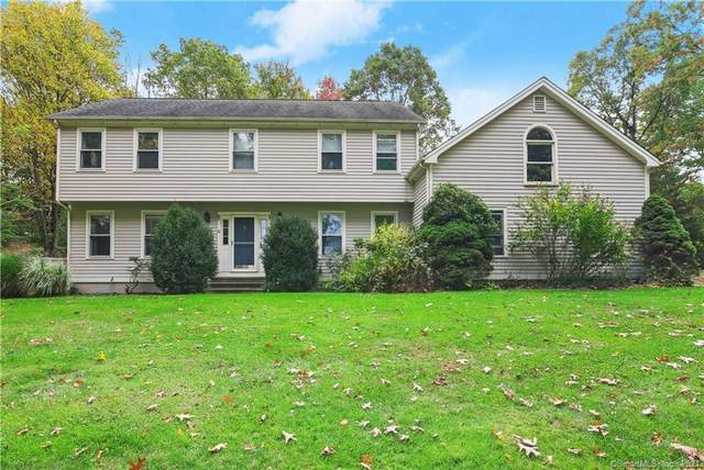 4 Raven Crest Drive, Bethel, CT 06801 (MLS #170446780) :: Chris O. Buswell, dba Options Real Estate