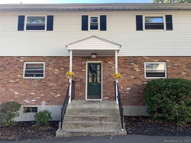 498 Oak Avenue #26, Cheshire, CT 06410 (MLS #170446799) :: Around Town Real Estate Team