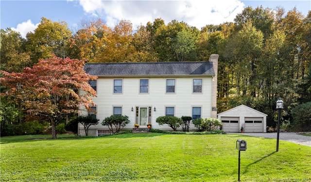11 Highview Drive, Ridgefield, CT 06877 (MLS #170446840) :: Chris O. Buswell, dba Options Real Estate