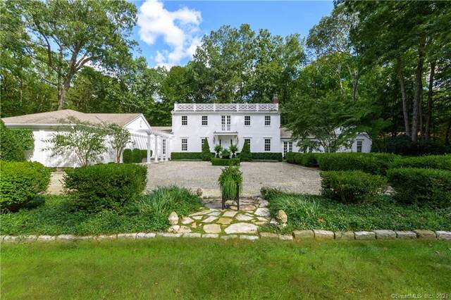 46 Indian Hill Road, Wilton, CT 06897 (MLS #170446853) :: Chris O. Buswell, dba Options Real Estate