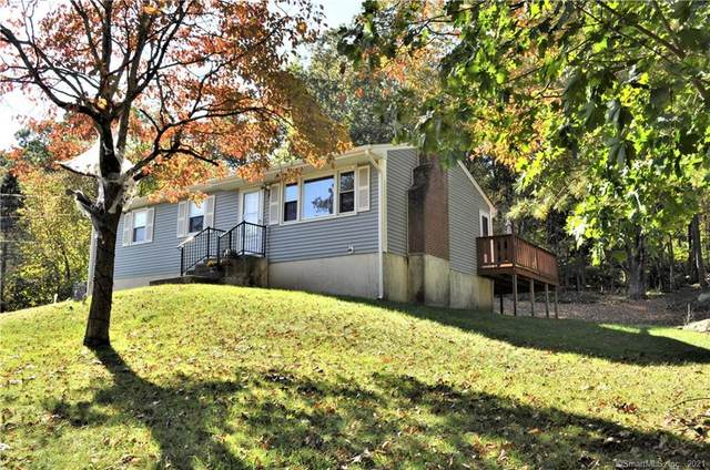 21 Hillside Drive, Ledyard, CT 06339 (MLS #170446857) :: Chris O. Buswell, dba Options Real Estate