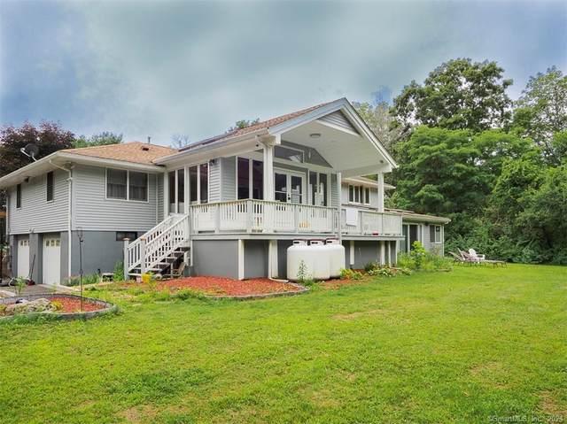 1198 Saybrook Road, Haddam, CT 06438 (MLS #170446862) :: Spectrum Real Estate Consultants