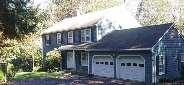 24 White Oak Shade Road, New Canaan, CT 06840 (MLS #170446867) :: Spectrum Real Estate Consultants