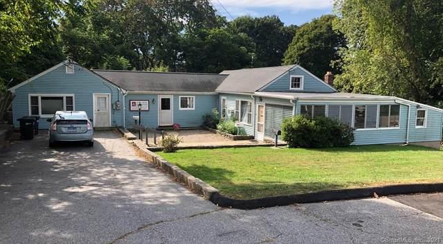 165 Broad Street, Groton, CT 06340 (MLS #170446879) :: Spectrum Real Estate Consultants